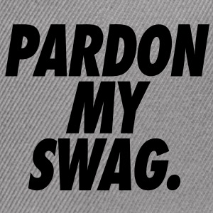 Pardon My Swag Long Sleeve - stayflyclothing.com - Snap-back Baseball Cap