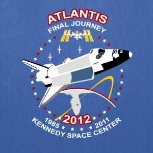 Atlantis' Final Journey T-Shirts - Tote Bag