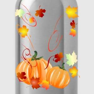 Wonderful Fall-Colorful Fall - Water Bottle