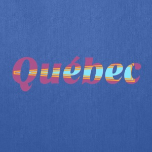 quebec_carnival Long Sleeve Shirts - Tote Bag