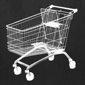 Shopping Cart - Tote Bag