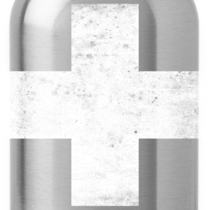 red cross - Water Bottle