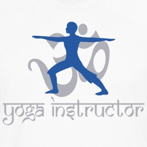 Yoga Instructor T-Shirt - Men's Premium Long Sleeve T-Shirt