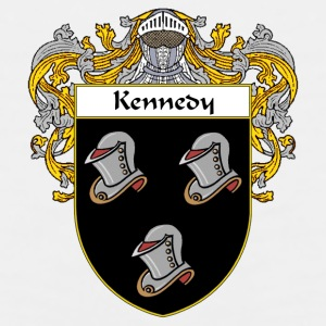 Kennedy Coat of Arms/Family Crest - Men's Premium Tank
