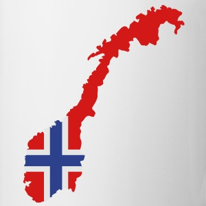 Norway T-Shirts - Coffee/Tea Mug