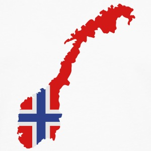 Norway T-Shirts - Men's Premium Long Sleeve T-Shirt