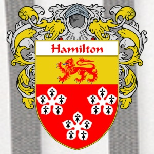Hamilton Coat of Arms/Family Crest - Contrast Hoodie