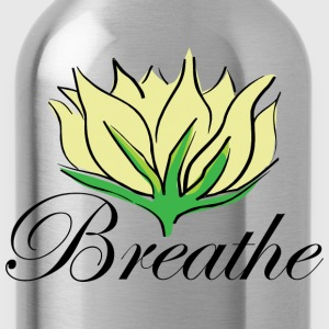 Yoga T-Shirt - Water Bottle