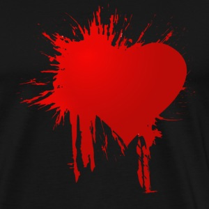 Bleeding Love - Men's Premium T-Shirt