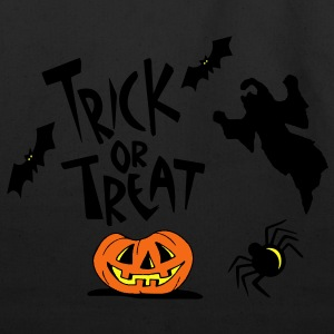 TRICK OR TREAT Hoodies - Eco-Friendly Cotton Tote