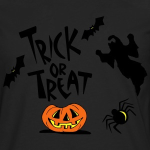 TRICK OR TREAT Hoodies - Men's Premium Long Sleeve T-Shirt