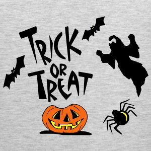 TRICK OR TREAT Sweatshirts - Men's Premium Tank