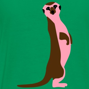 Meerkats Hoodies - Men's Premium T-Shirt