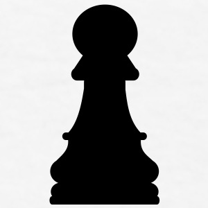 Chess pawn Accessories - Men's T-Shirt