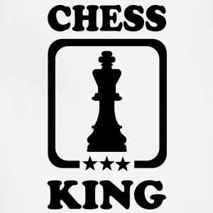 Chess king T-Shirts - Adjustable Apron