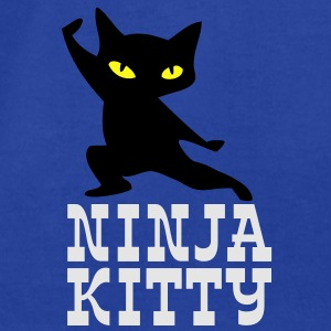 Ninja Kitty Tanks - Men's T-Shirt by American Apparel