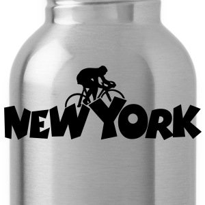 New York Cycling t-shirt - Water Bottle
