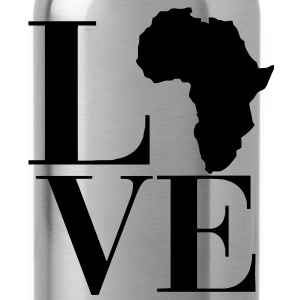 Love Africa Long Sleeve Shirts - Water Bottle