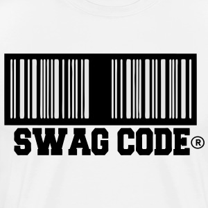 SWAG CODE Hoodies - Men's Premium T-Shirt
