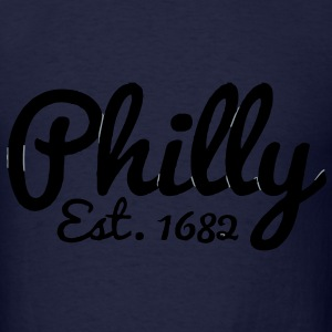 Philly (Grey Zip) - Men's T-Shirt