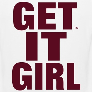GET IT GIRL Women's T-Shirts - Men's Premium Tank