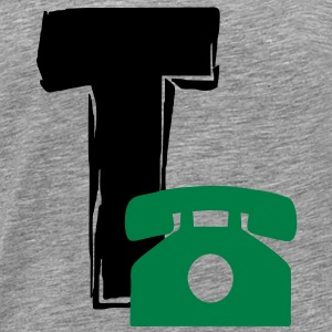 t_telephone2 Sweatshirts - Men's Premium T-Shirt