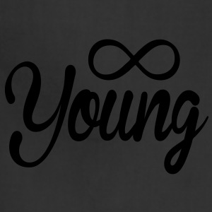Forever Young T-Shirts - stayflyclothing.com - Adjustable Apron