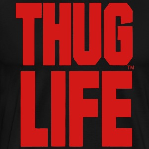 THUG LIFE Hoodies - Men's Premium T-Shirt