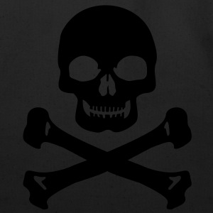 Pirate skull Hoodies - Eco-Friendly Cotton Tote