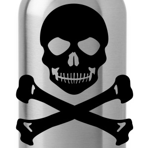 Pirate skull Hoodies - Water Bottle