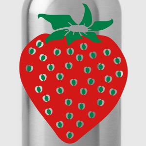Strawberry T-Shirts - Water Bottle