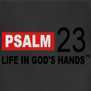 PSALM 23 LIFE IN GOD'S HANDS Hoodies - Adjustable Apron