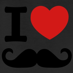 i_love_moustache - Leggings