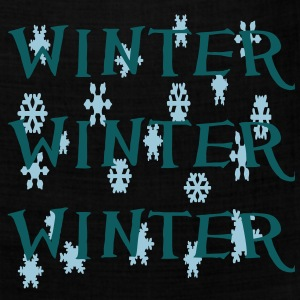 winter_winter_winter3 Hoodies - Bandana