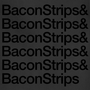 bacon strips - Adjustable Apron
