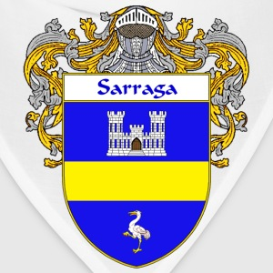 Sarraga Coat of Arms/Family Crest - Bandana