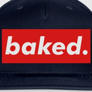 Baked - Snap-back Baseball Cap