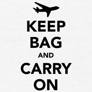 Keep Bag and Carry On Accessories - Men's T-Shirt