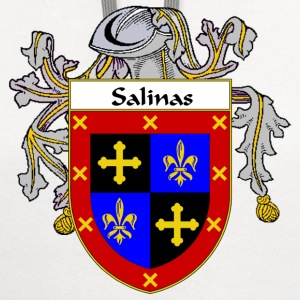 Salinas Coat of Arms/Family Crest - Contrast Hoodie