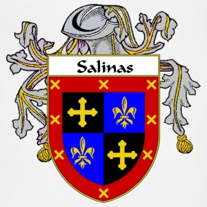 Salinas Coat of Arms/Family Crest - Adjustable Apron