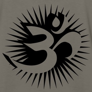 Om symbol 3D Bags  - Men's Premium Long Sleeve T-Shirt