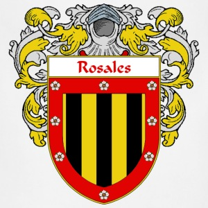 Rosales Coat of Arms/Family Crest - Adjustable Apron