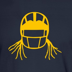 Denard Dreds - Men's Long Sleeve T-Shirt