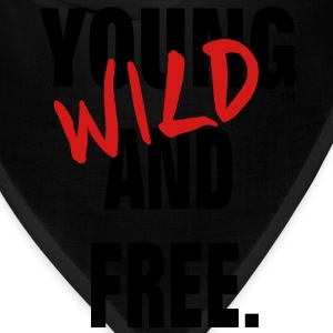 YOUNG WILD AND FREE Hoodies - Bandana