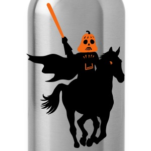 Headless Horseman Darth Vader - Water Bottle