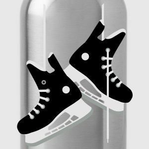 Ice hockey skates Hoodies - Water Bottle