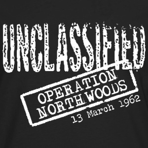 Operation Northwoods American Apparel T-Shirt - Men's Premium Long Sleeve T-Shirt