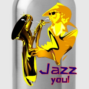 Jazz - Water Bottle