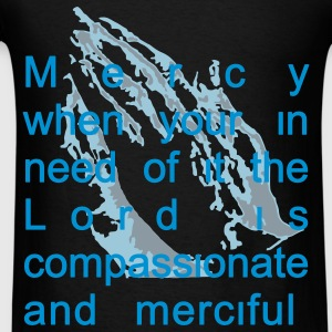 mercy3 Bags  - Men's T-Shirt