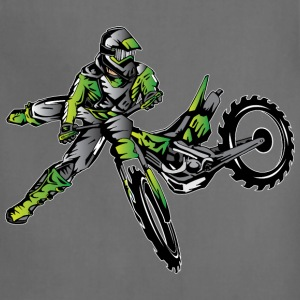 Kawasaki Freestyle Dirt Bike T-Shirts - Adjustable Apron